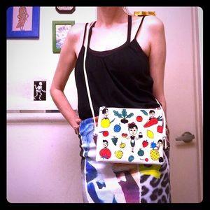 Sold!!   Sweet foodie purse